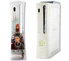 Final Fantasy XIII Faceplate with Final Fantasy Xbox 360 Bundle
