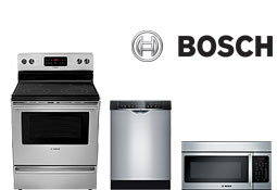 Bosch major appliances