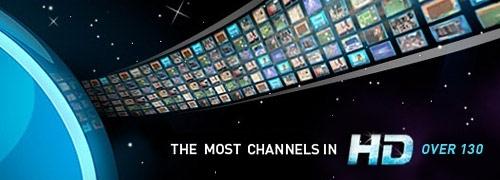 DIRECTV HD Channels