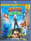 Monsters vs. Aliens – Widescreen Dubbed Subtitle 3-D
