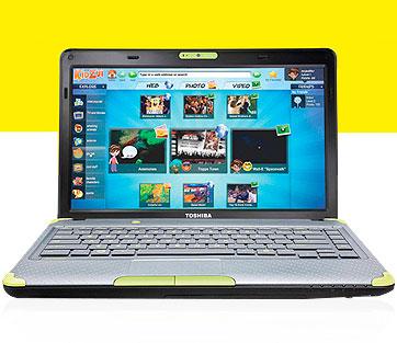 Toshiba L635 Laptop