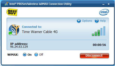 Step 5 - Connect to Time Warner Cable
