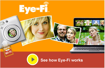 Play Eye Fi video