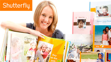 Shutterfly product collage