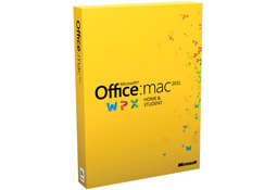 Microsoft Office for Mac software and Mac computer