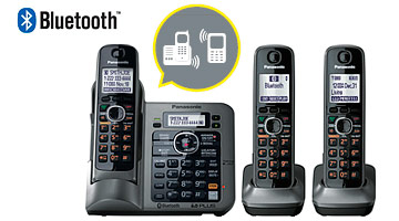 Bluetooth phone system