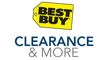 Best Buy clearance and more