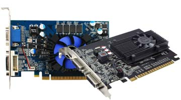 Video graphics cards
