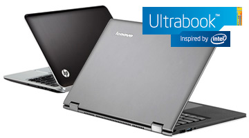 Ultrabook, procesadores Intel Core de segunda generacin