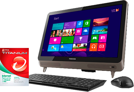 Windows 8 All-In-One