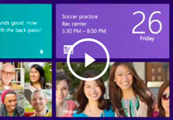 Windows 8 Video