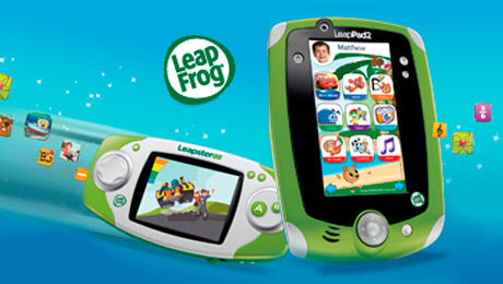 LeapPad products
