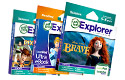 LeapFrog Explorer Learning Games - Disney