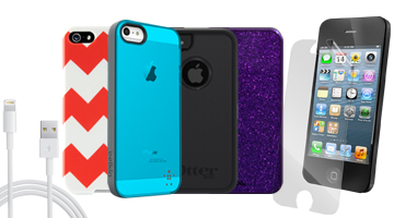 iPhone 5 accessories