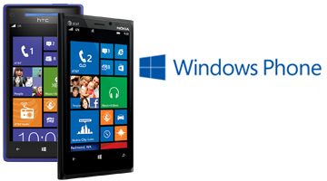 Mobile phone, Windows Phone 8