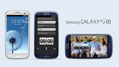 Mobile phones, Samsung Galaxy S 3