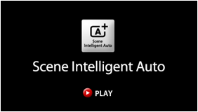 Scene intelligent auto screen