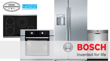 Bosch appliances, logos