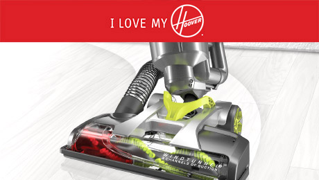 Vacuum, I love my Hoover