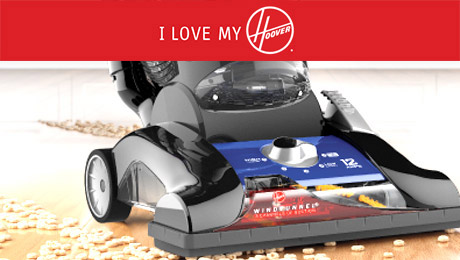 Vacuums, I love my Hoover