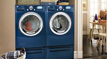 Washer and Dryer Capacity
