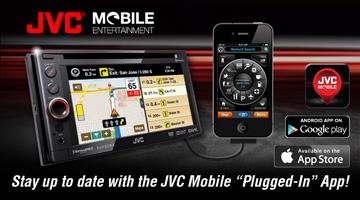 JVC mobile electronics