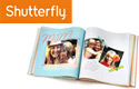 Shutterfly logo photo book