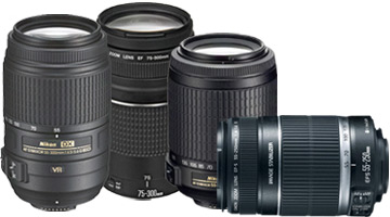 Camera lenses