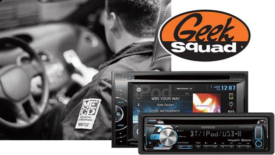 Geek Squad Car Car Stereo Receivers Geek