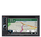 Car receiver with GPS