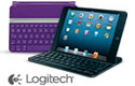 Logitech, keyboard, iPad mini