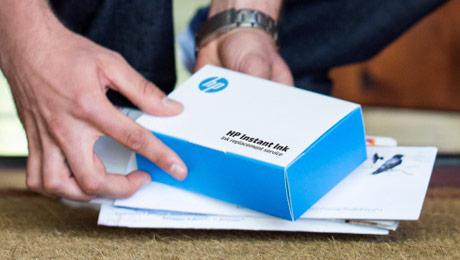 HP - tinta para impresora