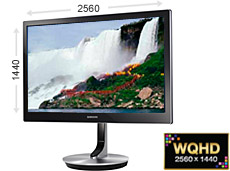 Monitor Quad HD