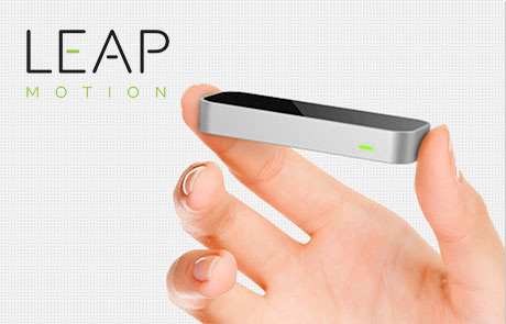 Control Leap Motion