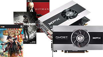 Graphics cards and PC games