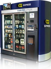 Best Buy Express Kiosk