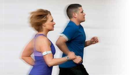 Runners, fitness armbands