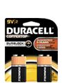 9 volt batteries