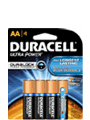 Double A batteries