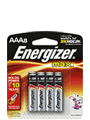 Triple A batteries