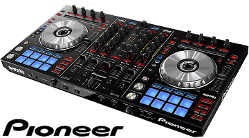 Pioneer DJ Controller