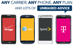 Any carrier, any phone, any plan, all in one place