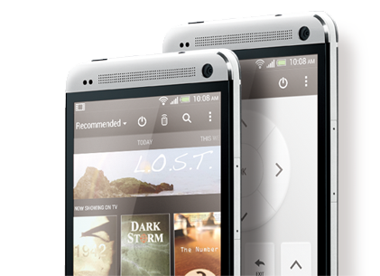HTC One Sense TV