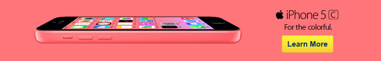 iPhone 5c, shop now