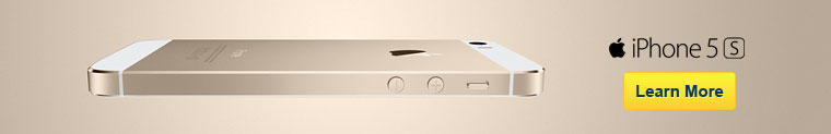 iPhone 5s, learn more