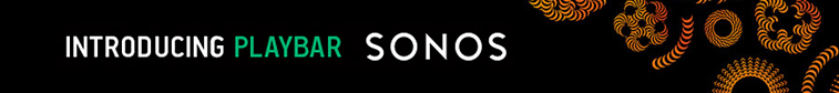 Introducing PLAYBAR SONOS