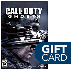 Games and gift card