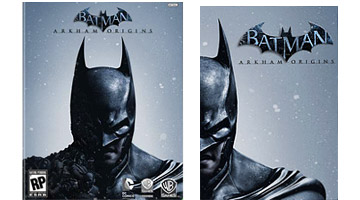 Batman Arkham City game and case