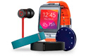 Fitness trackers, smart watch