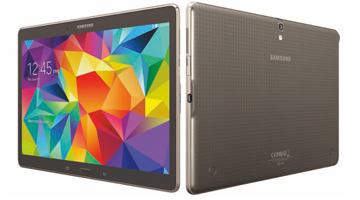 Tablet, Samsung Galaxy Tab S